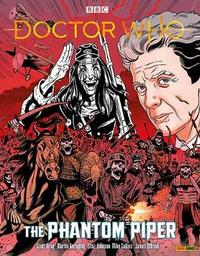 Doctor Who: The Phantom Piper by Scott Gray