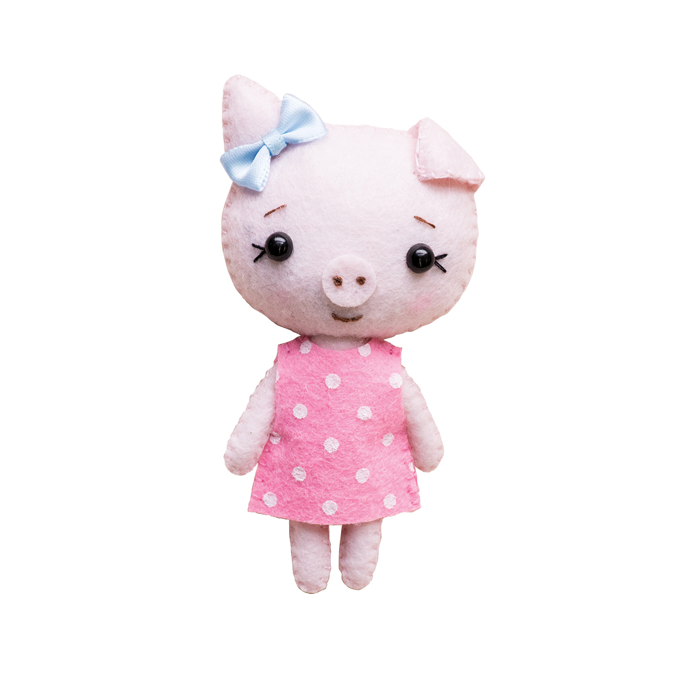 Dream Doll Pig image