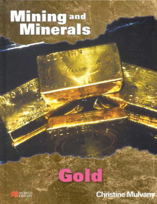 Gold -Mining by Mulvany image