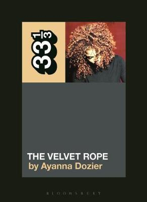 Janet Jackson's The Velvet Rope by Ayanna Dozier