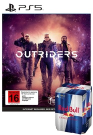 Outriders Day One Edition for PS5