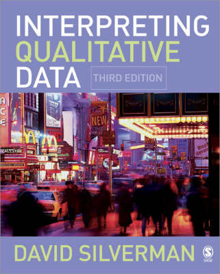 Interpreting Qualitative Data: Methods for Analyzing Talk, Text and Interaction by David Silverman image