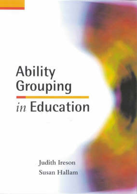 Ability Grouping in Education by Judith Ireson image