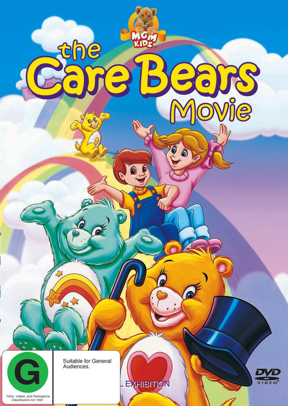 The Care Bears Movie on DVD