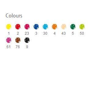 Staedtler Noris Club Colour Pencils Half Pkt12 image