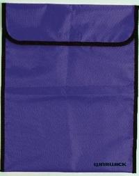 Warwick Homework Bag XL (Purple Fluro)