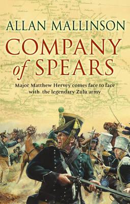 Company Of Spears by Allan Mallinson