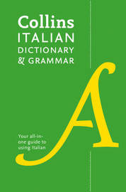 Collins Italian Dictionary and Grammar by Collins Dictionaries image