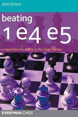 Beating 1 E4 E5 by John Emms image