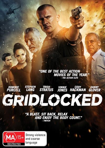 Gridlocked on DVD