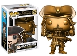 Pirates of the Caribbean 5: Jack Sparrow (Gold) Pop! Vinyl Figure