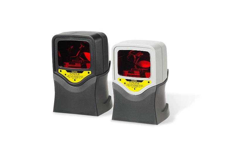 Zebex Z-6010 Omni-Directional Scanner USB - 1400 Scans per second (Black) image