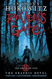 Raven's Gate: Graphic Novel (Power Of Five #1) by Anthony Horowitz image