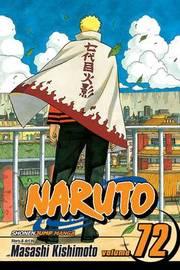 Naruto V72 by Masashi Kishimoto