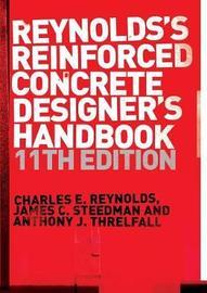 Reinforced Concrete Designer's Handbook by Charles E Reynolds image