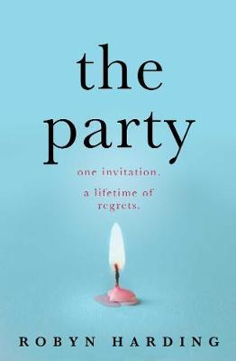 The Party by Robyn Harding image