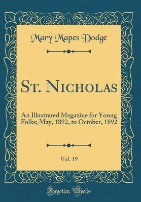 St. Nicholas, Vol. 19 by Mary Mapes Dodge image