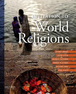 Invitation to World Religions by Jeffrey Brodd