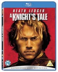 A Knights Tale on Blu-ray