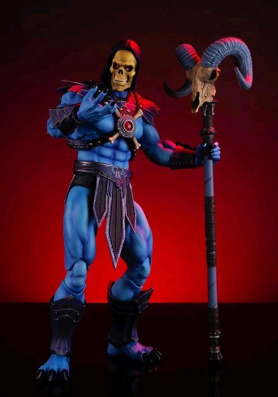 MOTU: Skeletor - 1:6 Scale Articulated Figure
