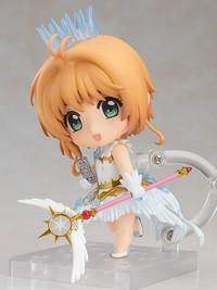 Nendoroid Sakura Kinomoto: CLEAR Ver. (Cardcaptor Sakura: Clear Card) - Articulated Figure