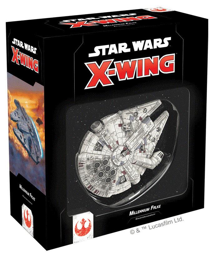 Star Wars X-Wing: Millennium Falcon - Unit Expansion image