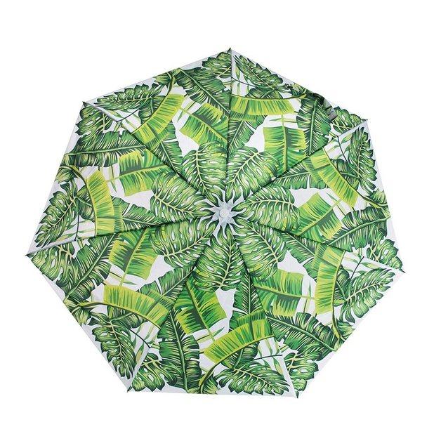 Foldable Umbrella – Tropical