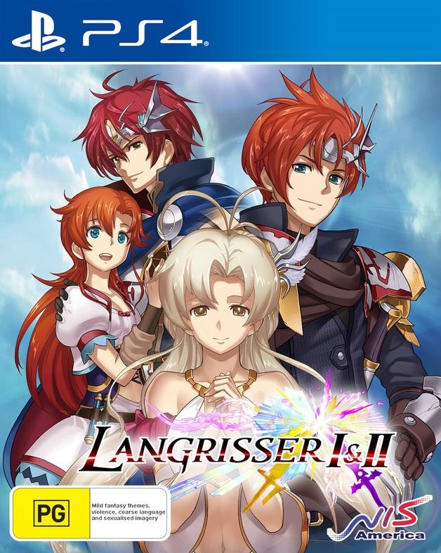 Langrisser I & II for PS4