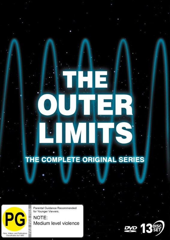 The Outer Limits - The Complete Original Series (Collector's Edition) on DVD