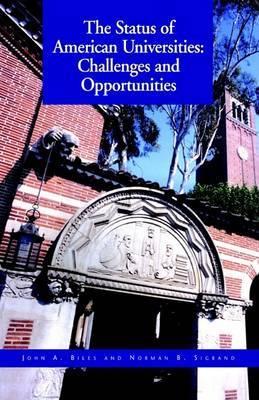 American Universities by John A Biles image