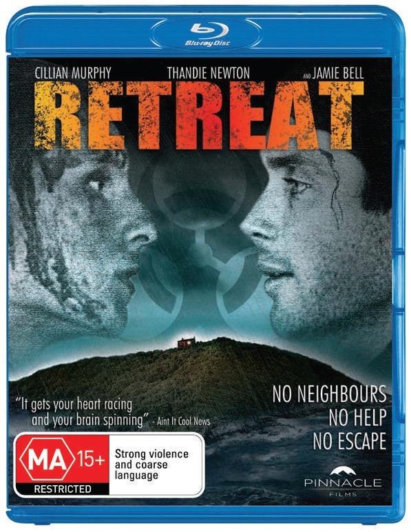 Retreat on Blu-ray