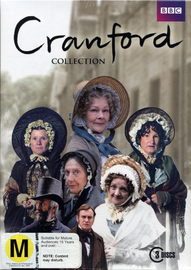 Cranford Collection on DVD