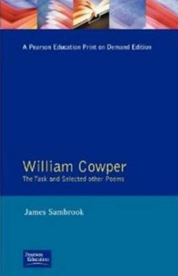 William Cowper by William Cowper image