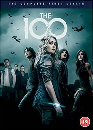 The 100 - Season 1 on DVD, UV
