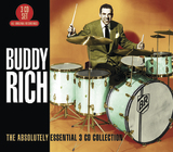 The Absolutely Essential 3 CD Collection by Buddy Rich