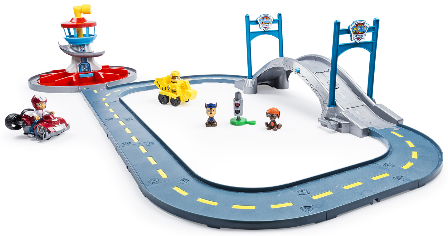 Paw Patrol On A Roll Tower Set image