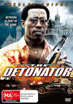 The Detonator on DVD