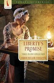 Liberty's Promise by Tiffany Stockton image