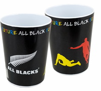 All Blacks - Melamine Tumbler