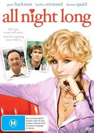 All Night Long on DVD