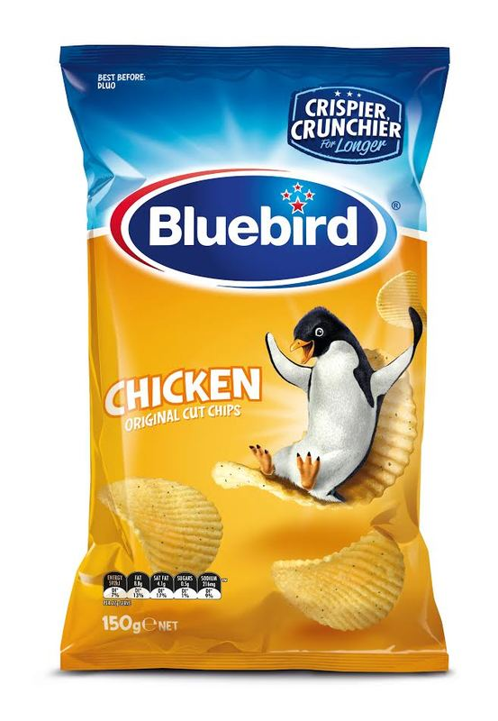 Bluebird Original Cut - Chicken (150g)