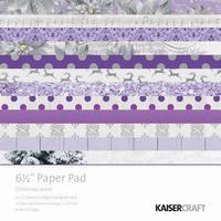 "Kaisercraft: Christmas Jewel 6.5"" Paper Pad"