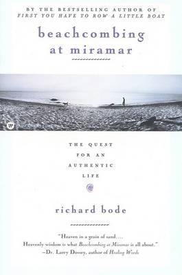 Beachcombing at Miramar by Richard Bode image