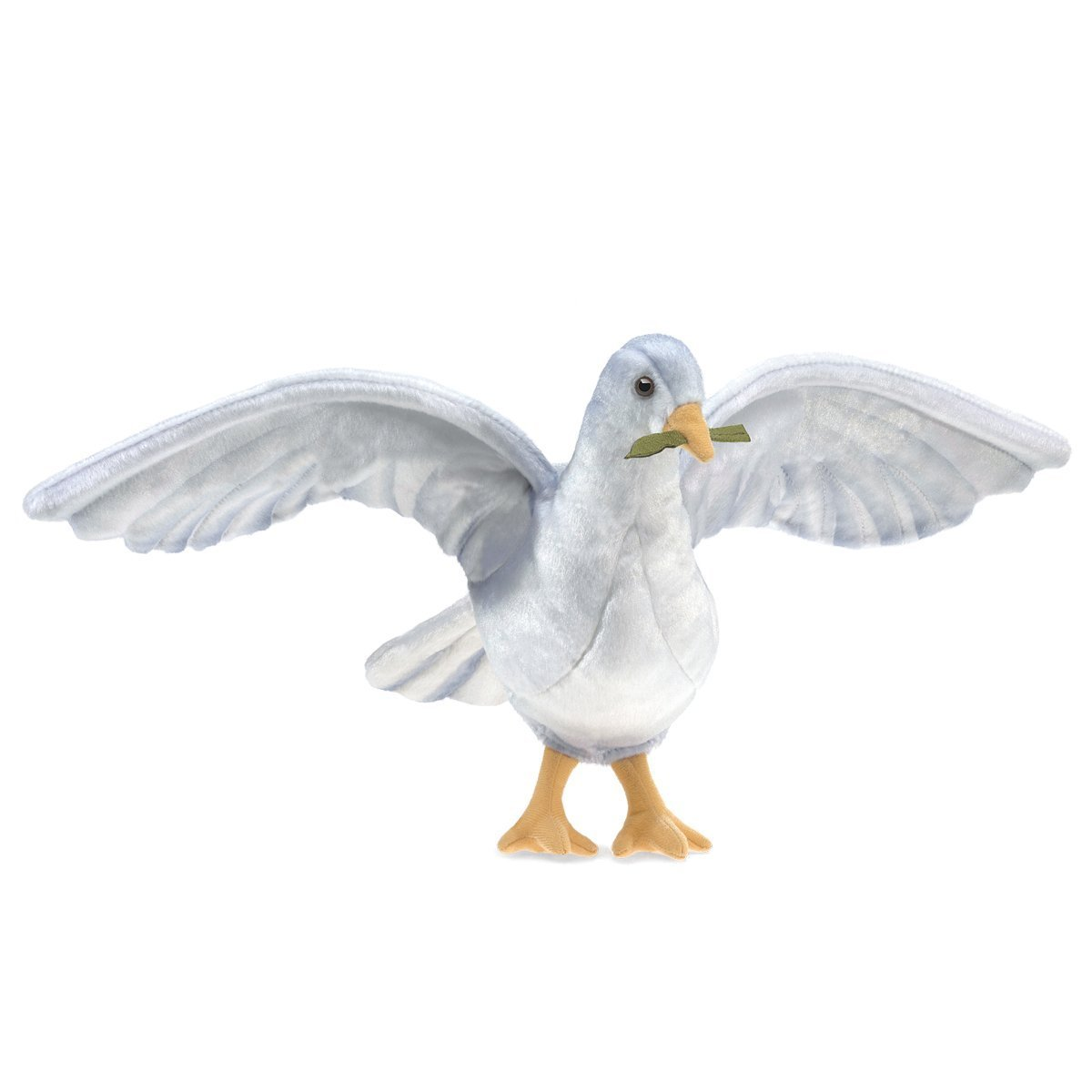 Folkmanis Hand Puppet - Dove image