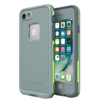 LifeProof Fre Case for iPhone 7 8 - Grey Lime df167c429