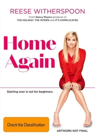 Home Again on DVD