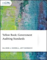 Yellow Book: Government Auditing Standards by Allison J. Harrell
