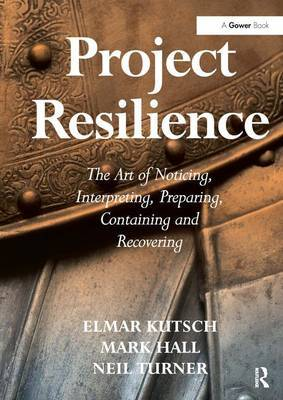 Project Resilience by Mark Hall image