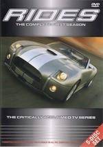 Rides - Complete Season 1 (5 Disc Box Set) on DVD