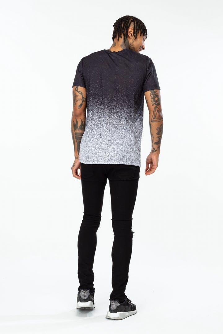Just Hype: Speckle Fade Men's T-Shirt - XLarge image